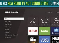 RCA ROKU TV not Connecting to Wifi