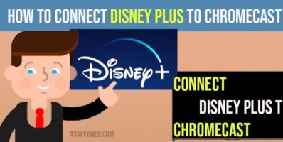 Connect Disney Plus To Chromecast