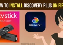 Install Discovery Plus on Firestick