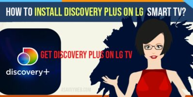 Install Discovery Plus on LG Smart tv?