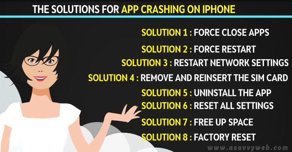 fix apps crashing on iPhone