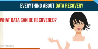 Everything About Data Recovery