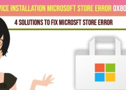 Game Service installation Microsoft Store error 0x80073D26