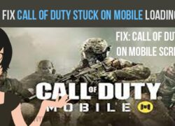 Call of Duty Stuck on Mobile Loading Screen
