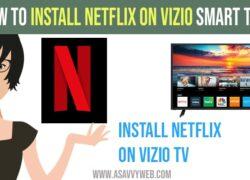install netflix on vizio smart tv