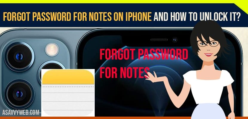Forgot-Password-For-Notes-on-iPhone-and-How-to-Unlock-