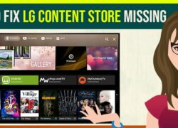 lg content store missing on lg smart tv