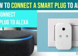 how to connect smartplug to alexa