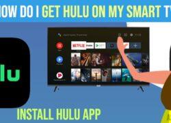 How do I get hulu on my smart tv