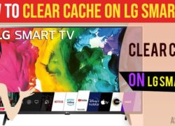 Clear Data & Clear Cache on LG smart TV