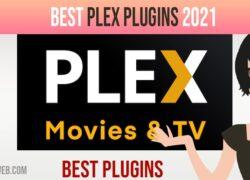 Best Plex Plugins 2021