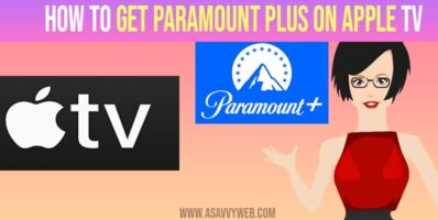how to get paramount plus on apple tv