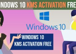 Windows 10kms activation free
