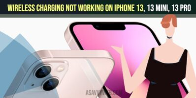 Wireless Charging Not Working on iPhone 13, 13 mini, 13 pro